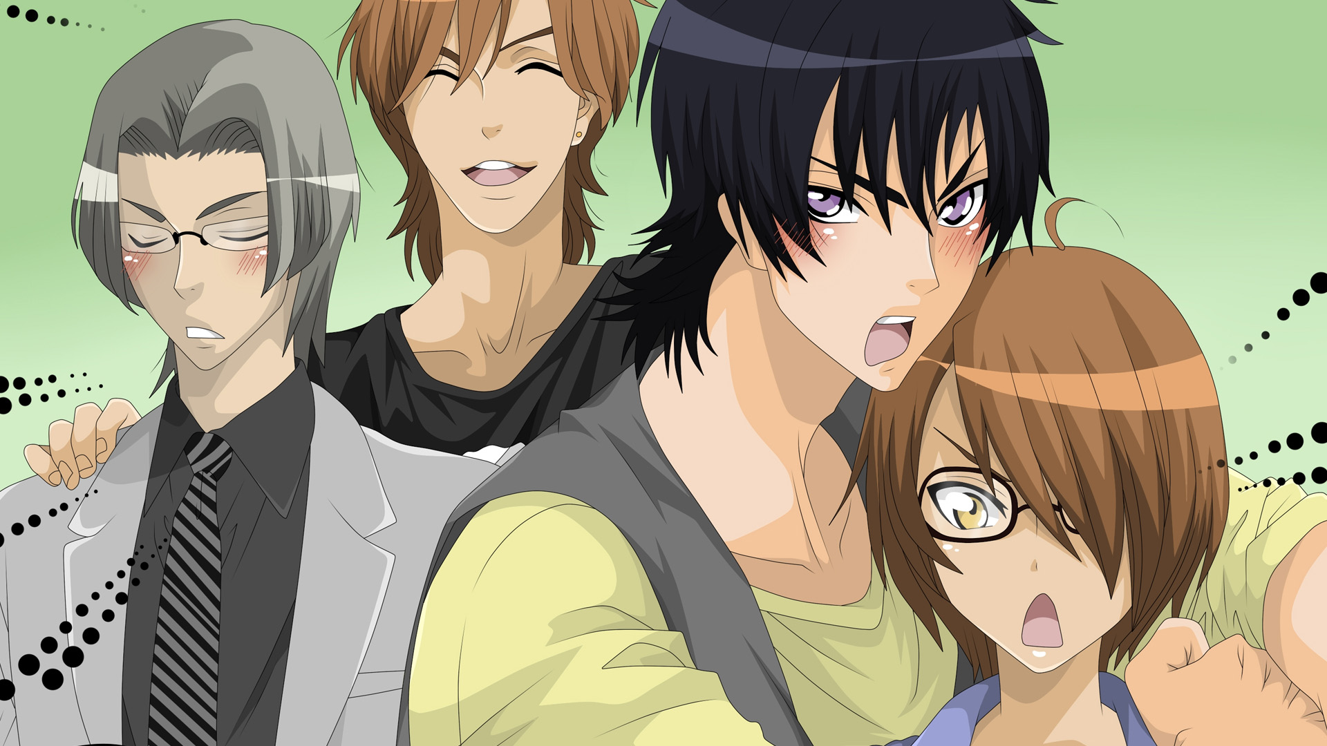 Love Stage!! - NekoAnimeDD